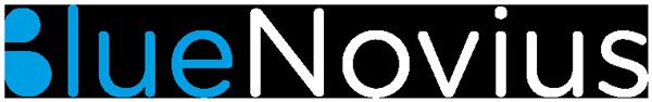 BlueNovius Logo