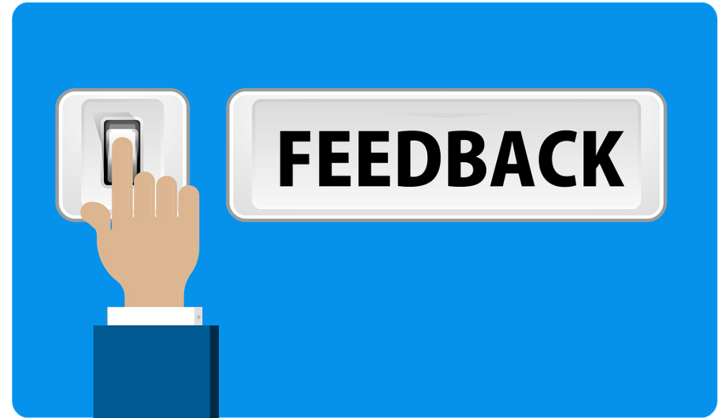 feedback - closed loop marketing